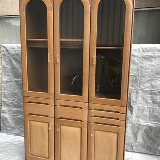 武富 TAKEDOMI 食器棚 キッチン収納 リビング 収納 US...