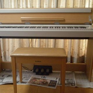 ヤマハ電子ピアノ・YDP-S30・純正椅子あり・2008製・引き取り希望