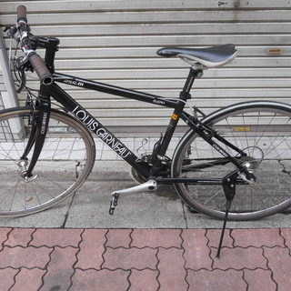 ルイガノ RSR-Ⅲ 黒 450サイズ