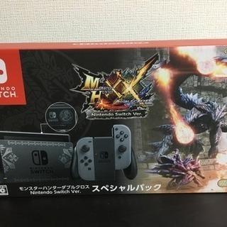 【新品・未開封】任天堂スイッチ モンスターハンターダブルクロス ス...