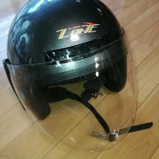 バイク ヘルメット シールド付