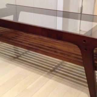 B-COMPANY ウッドフレームローテーブル