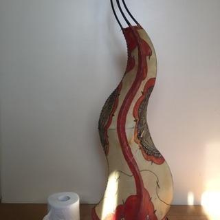 モロッコ レザー 革 ランプカバー