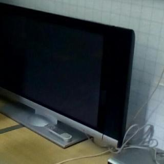 大画面テレビ(ジャンク)