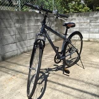 美品クロスバイク!