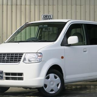 【誰でも車がローンで買えます】H23 eKワゴン M 白 完全自社...