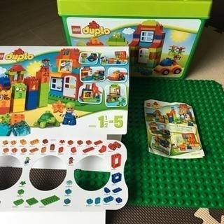 ⭐︎レゴ (LEGO) デュプロ みどりのコンテナスーパーデラック...