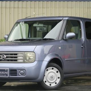 【誰でも車がローンで買えます】H15 キューブキュービック 14S...