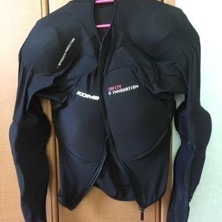 コミネ(Komine)インナープロテクションジャケット Sサイズ