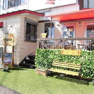 美味しいモーニングとランチのお店。ペット(ドッグ)カフェルーム併設...
