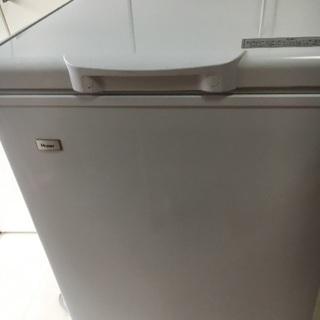 haierハイアールの業務用冷凍庫★ストッカー★103リットル