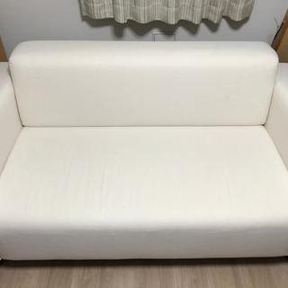 【商談中】IKEAソファー 美品 2人掛け