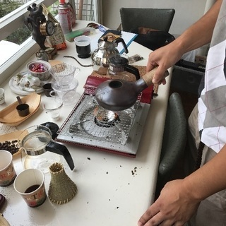 家庭焙煎コーヒー教室 − 広島県