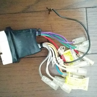 旧型のMPV オーディオ変換モジュールです。