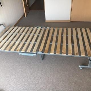 折り畳みベット(シングル)