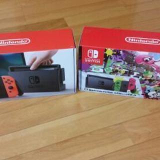 値下 Nintendo switch 新品未開封