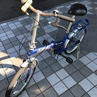 折りたたみ自転車 (商談中)