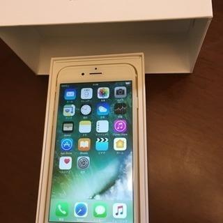 美品iPhone6 16G ゴールド