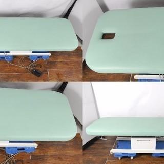 タカラベルモント SJ-200 電動昇降ベッド 柔整鍼灸向け万能型診療台