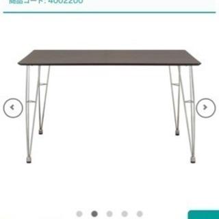 ニトリ 組立式テーブル 中古