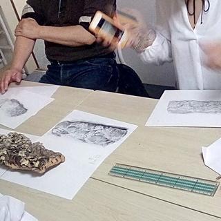 9月29日『本気のお絵かき教室』~第8回ワークショップ~代々木 - 絵画