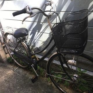 ブリジストン自転車 26インチ 黒