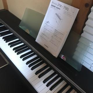 電子ピアノ★privia PX-700