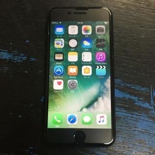 シムフリー iPhone7 256gb ブラック