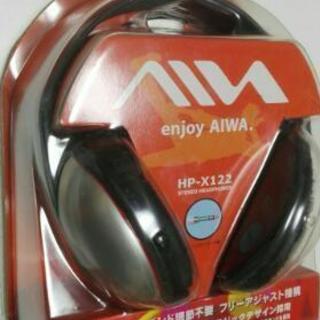 難あり!AIWA HP-X122