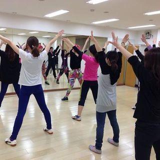 【30~40代中心】ダンス入門イベント!親子参加歓迎!