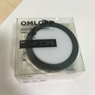 新品未使用 IKEA OMLOPP ライト単体