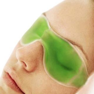 新品未使用目の疲れにホット&アイスアイマスク
