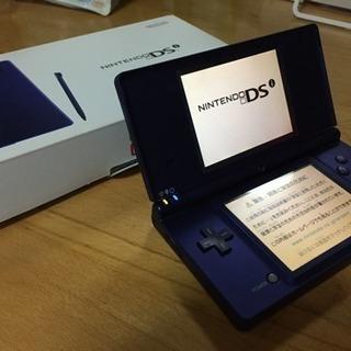NintendoDSi ブルー 箱あり