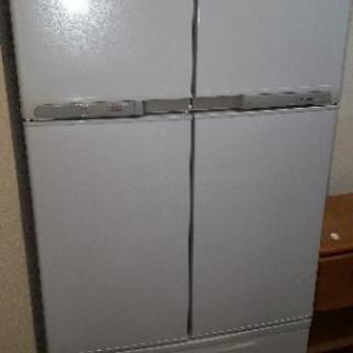 National製 冷蔵庫  410L 6ドア