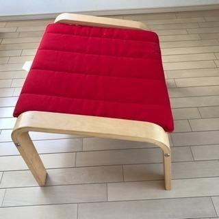 IKEA POANG フットツール