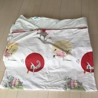 IKEA 子供用掛け布団&カバー