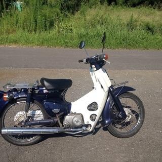 原付バイク スーパーカブ50 エンジン良好 約26,000km