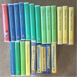 DWE ディズニー 英語システム メインプログラム シングアロン...
