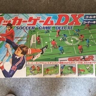 サッカーゲームDX
