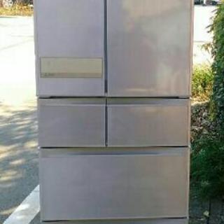 中古 三菱電機 MR-JX48LY JXシリーズ 冷蔵庫 475L...