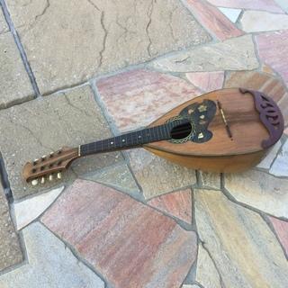 古い楽器 骨董品