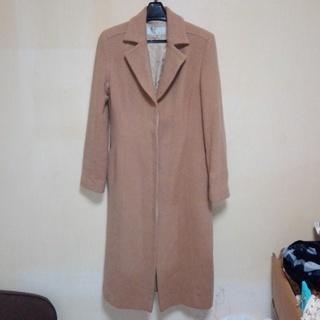 茶色のコート 9号