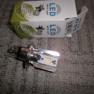 LEDヘッドライト H4タイプ 6W