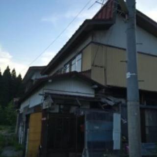 特価!山形県新庄市のペット可の4DKの一軒家