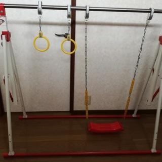 鉄棒、ブランコ、吊り輪