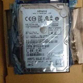 ハードディスク(640GB 2.5インチ)