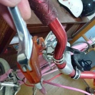 ジャンク自転車です。