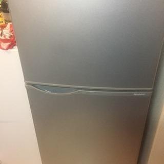 美品!2014年 SHARP ノンフロン冷凍冷蔵庫