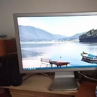 【激レア・値下げ】Mac Cinema Display
