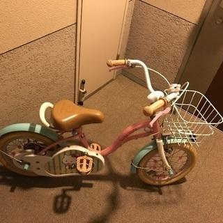 女児自転車 14インチ
